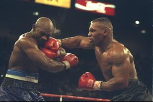 Tyson v Holyfield