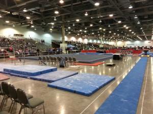Гимнастическая арена