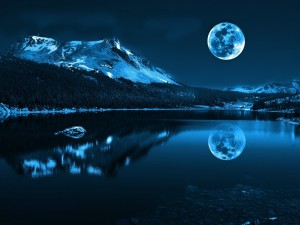 Лунный Пейзаш