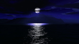 moon-over-the-sea-wallpaper-1366x768