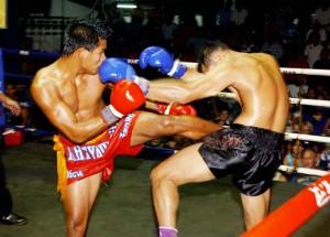 Тайский бокс2
