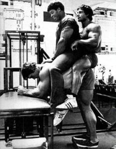 Арнольд упражнение ослик