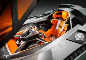 2013 / Lamborghini Egoista