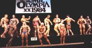 Мистер Олимпия 1984 свободное позирование