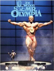 Ли Хэйни на пьедестале Олимпии