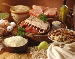 Продукты с высоким содержанием аминокислот