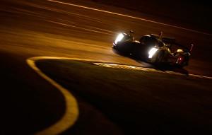 24-часа Ле-Мана - ночная гонка