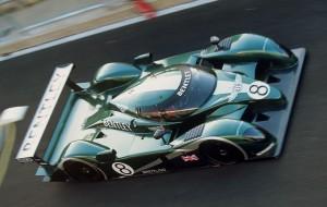 24 часа Ле-Мана - Bentley