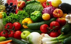 овощи и фрукты - каротиноиды