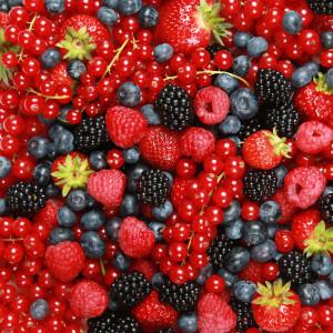 Кверцетин в ягодах