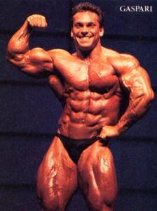 Рич Гаспари - Олимпия 87