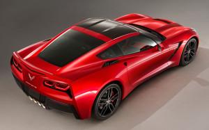 Corvette Stingray!