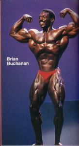 Брайан Бучанан - Олимпия 1988