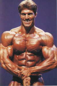 Гарри Стридом - турнир Мистер Олимпия 1988