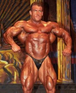 Дориан Ятс - Мистер Олимпия 1997