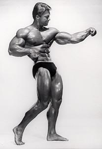 Ларри Скотт - первый Мистер Олимпия (1965, 1966)