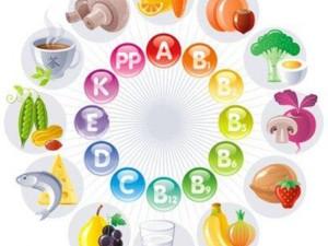 полезные вещества во фруктах и овощах