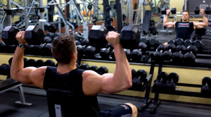 Важность тренировки плеч