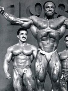 Мистер Олимпия 1989 - Ли Хэйни
