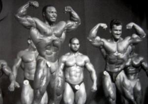 Мистер Олимпия 1989 - Хэйни и Лабрада