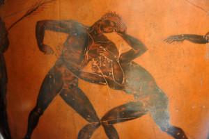 Древнегреческий панкратион