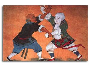 Древнее Джиу-джитсу