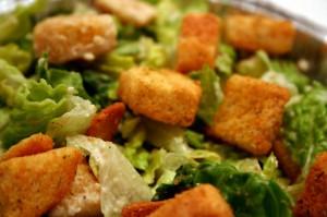Не полезные ингредиенты в салате