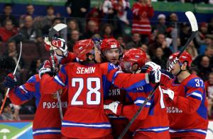 Сборная России по хоккею 2014