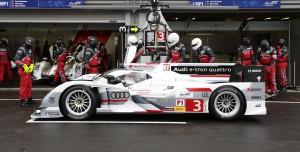 24 часа Ле-Мана - команда Audi