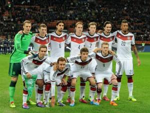 ЧМ 2014 Сборная Германии