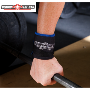 бинты Behind the Bar Wrist Wraps