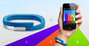 приложение Jawbone Up