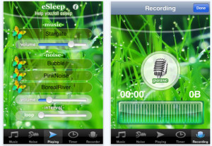 приложение Vanke Software eSleep