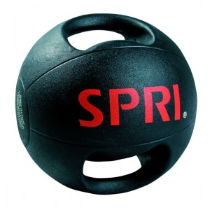 утяжеленный мяч SPRI Dual Grip XerBall