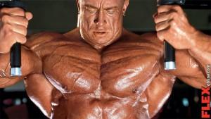 Маркус Рул - тренинг груди