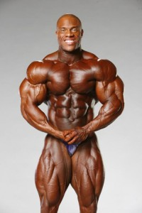 Фил Хит - максимальная мускульность