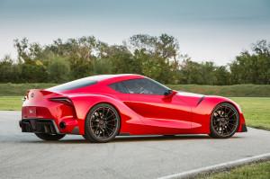 Toyota FT-1 концепт 2014