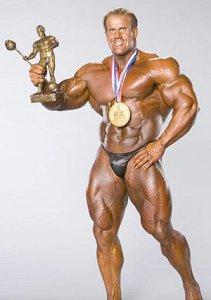 Джей Катлер - Мистер Олимпия 2007