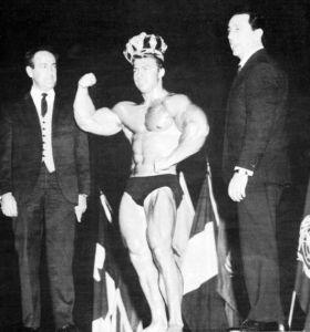 Ларри Скотт - Мистер Олимпия 1965