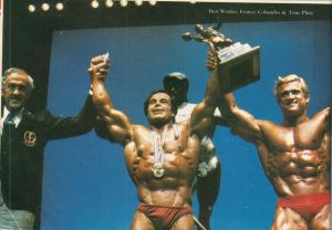 Мистер Олимпи 1981