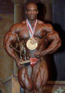 Ронни Колеман - Мистер Олимпия 1998