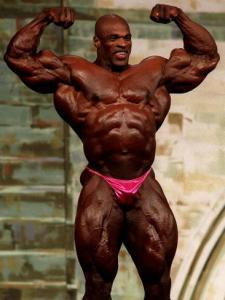 Ронни Колеман - Мистер Олимпия 2000