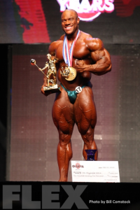 Фил Хит - Мистер Олимпия 2014