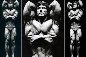 Фрэнк Зейн - Мистер Олимпия 1976-1979