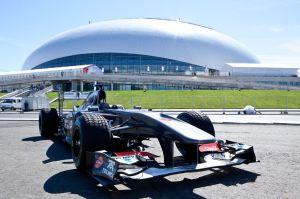 Формула 1 - Гран-при России