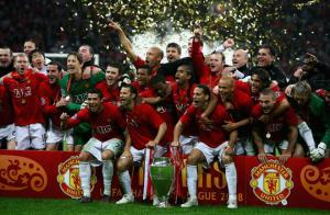 Manchester United v Chelsea - UEFA Champions League Final