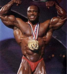 Мистер Олимпия 1991 - Ли Хэйни