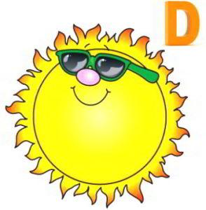 Солнечный витамин D