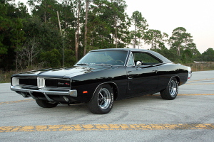 Dodge Charger 1969 - muscle car