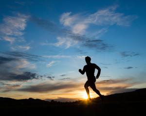 Вечерний бег